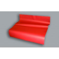 30071 Manteles de papel Rojos 100x100cm 48grs 400u