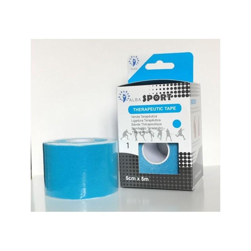 Tiras de fisioterapia en color Azul ref 7008 EAN 8435454007008