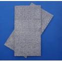 80 MANTELES DESECHABLES 60GRS AZULES 1,20 x 2,40m