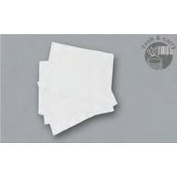 Manteles Blancos de Imitex 120x120cm 150 uds 50grs Polipropileno y envío gratuito