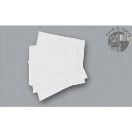 Manteles Blancos IMITEX 120 x 120 cm 150 uds