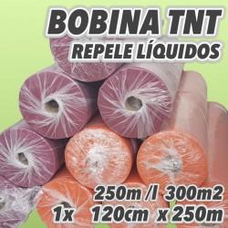 Bobinas de Polipropileno spunbond TNT no tejido 50grs/m2