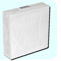 2500 Servilletas Blancas 33x33cm 2h Caricias