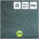 150 Manteles tnt Verde oscuro 120x160cm de Polipropileno