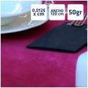 Manteles Burdeos de Polipropileno 50grs/m2 por centímetros online 120cm de Ancho