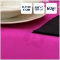 Manteles Fucsia de Polipropileno 60grs/m2 por centímetros online 120cm de Ancho