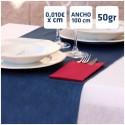 Manteles Azul Marino de Polipropileno 50grs/m2 por centímetros online 100cm de Ancho